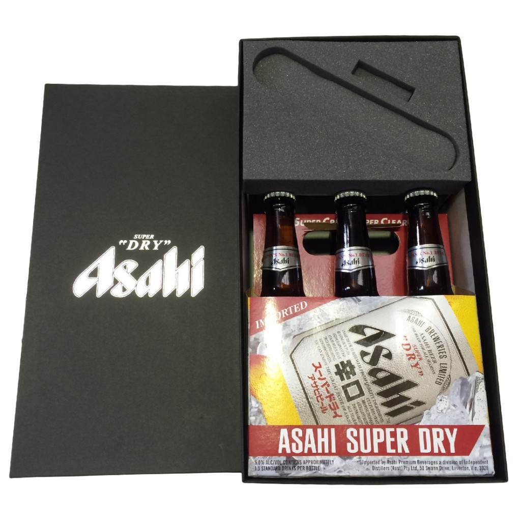 Custom Beer Promotion Box