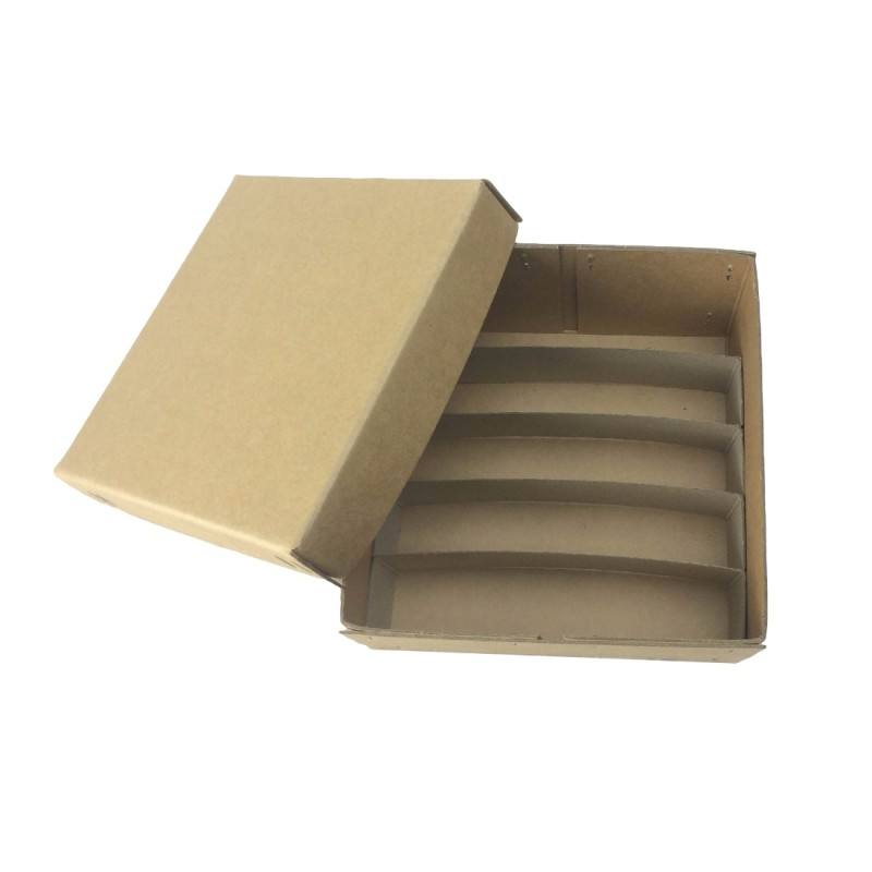 Histology Slide Storage Box & Dividers