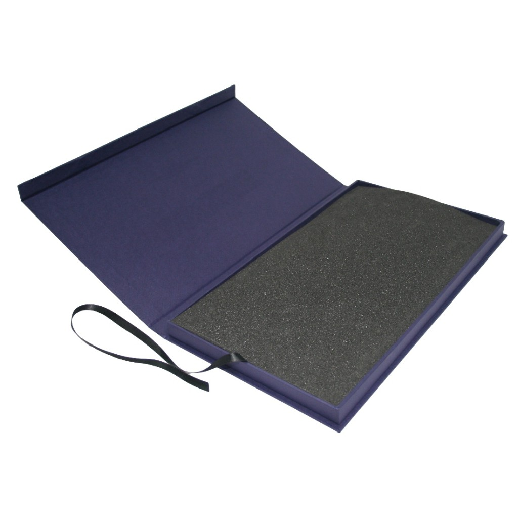 Magnet Latched Promotional Folder