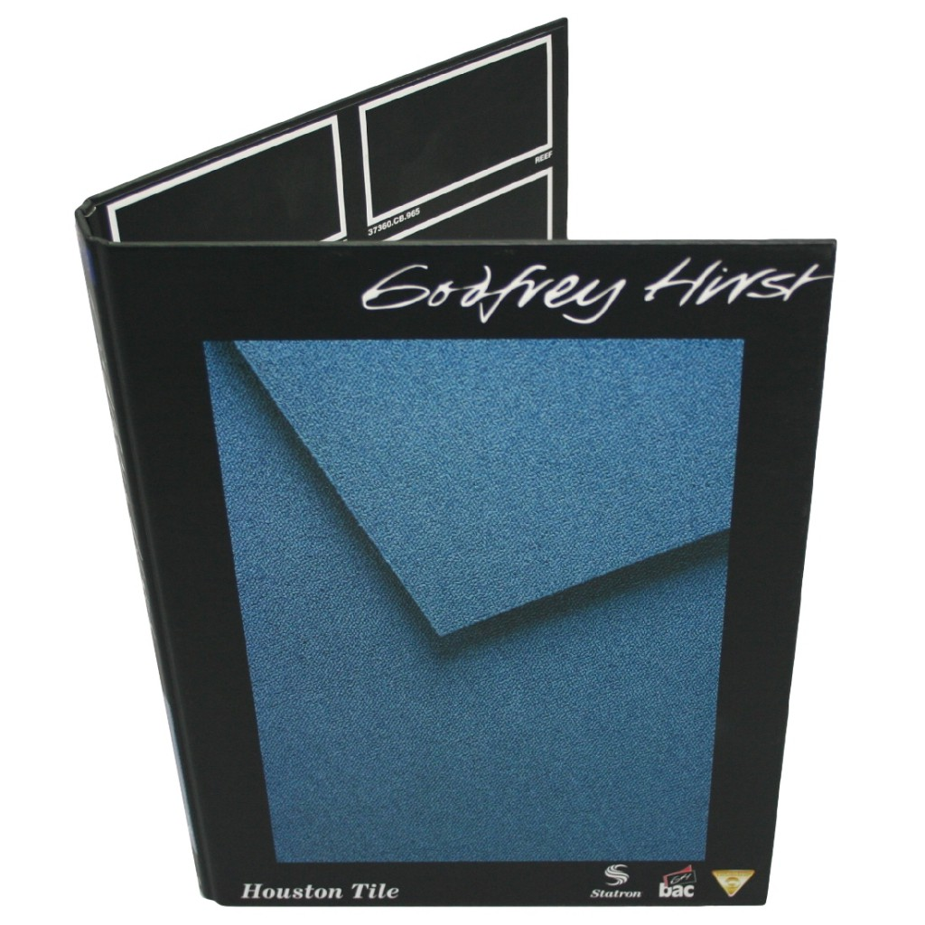 Product Sample Display Folder