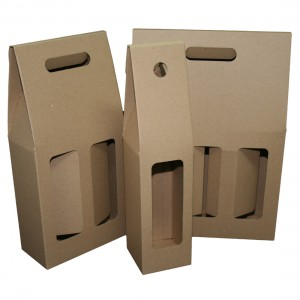 Wine Carriers (1, 2 and 3 Bottle Carry Packs)