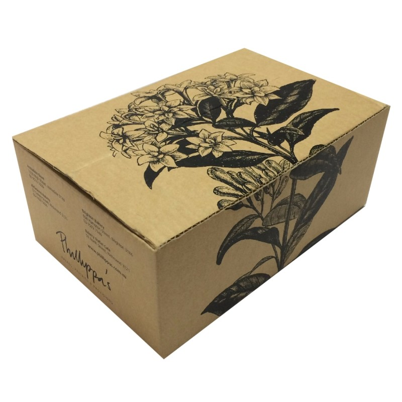 Printed Hamper Box