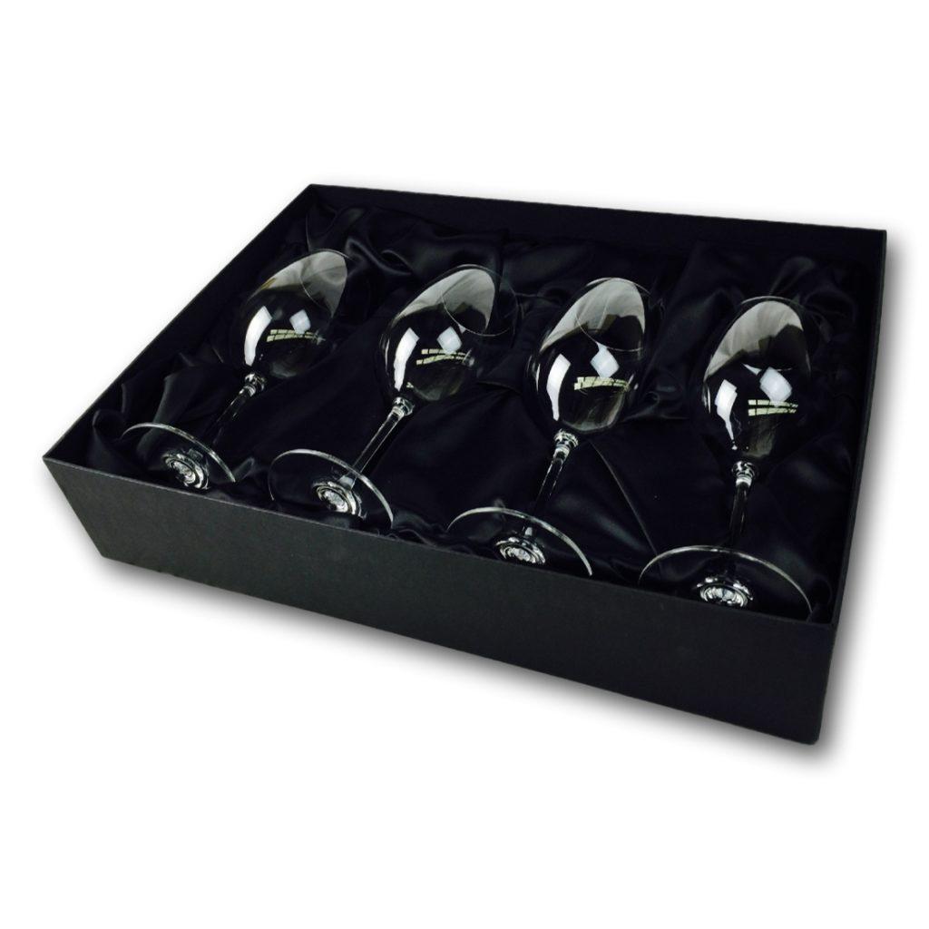 Wine Glasses Gift Box
