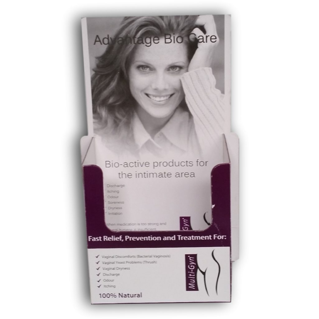 DL Brochure Holder