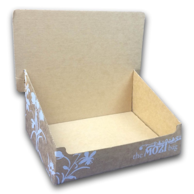 Cardboard POS Display Box