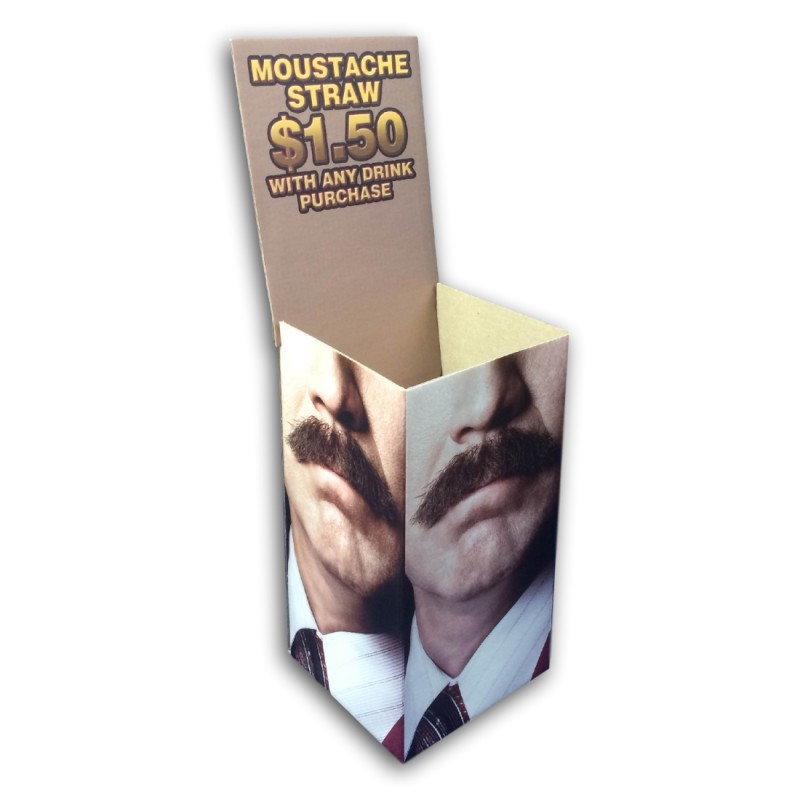 Retail Cardboard Display