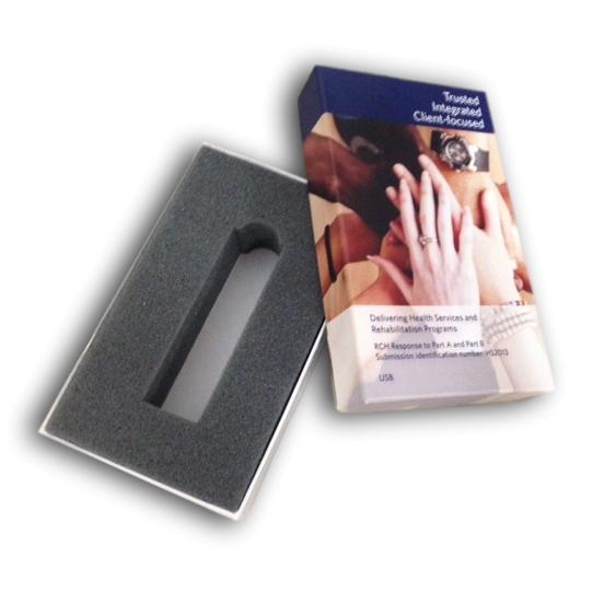 USB Presentation Gift Box