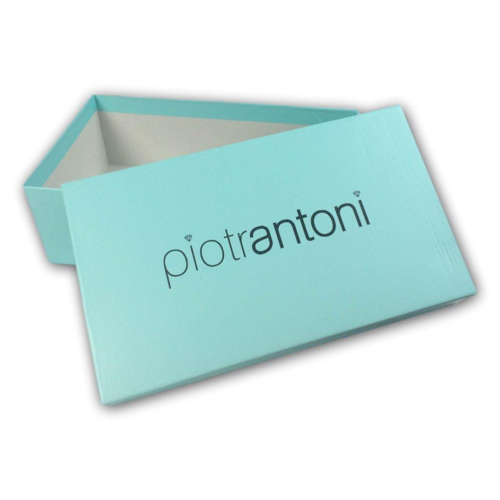 Printed Detachable Lid Box