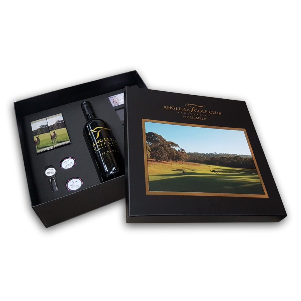 Welcome Gift Pack Promotional Box