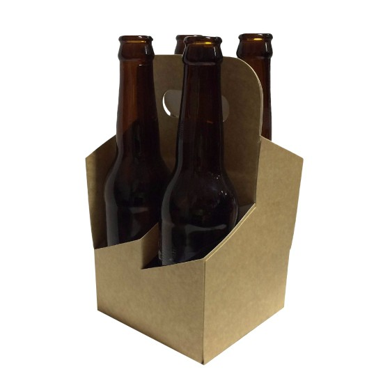 4 Bottle Beer Carry Pack