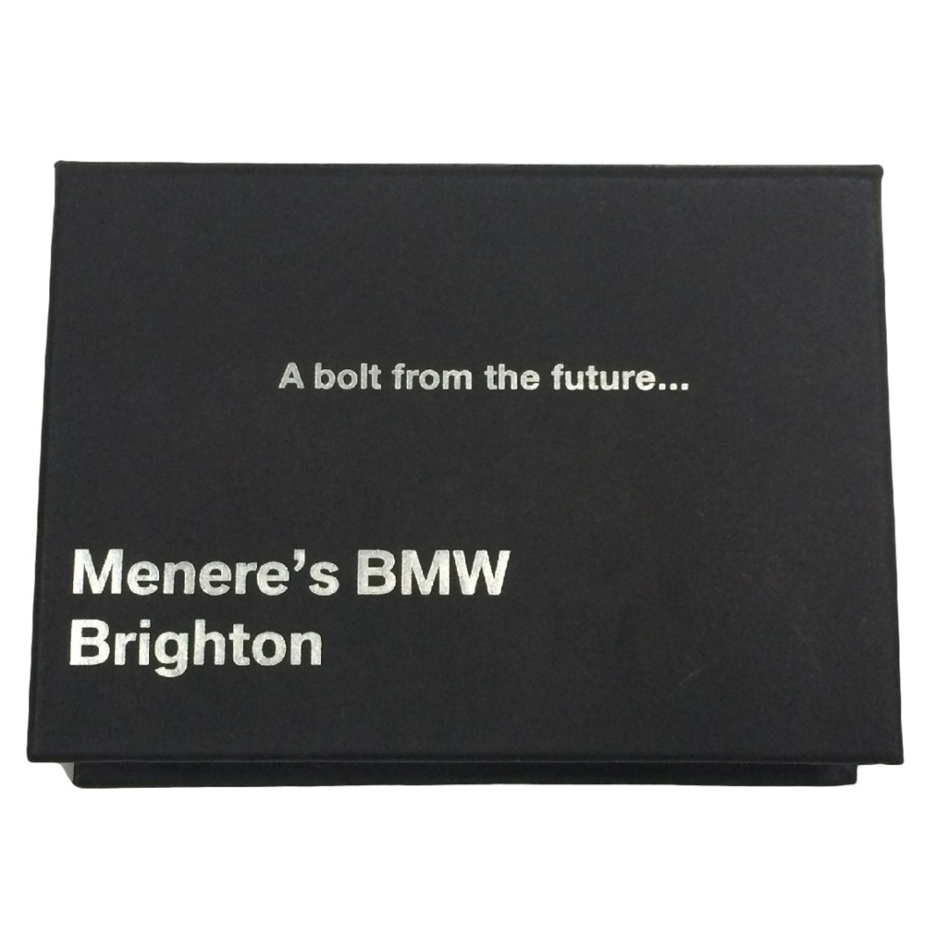 BMW Promotion Box - Closed
