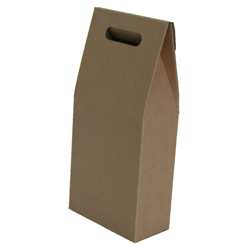 Wine Carrier Box - Double