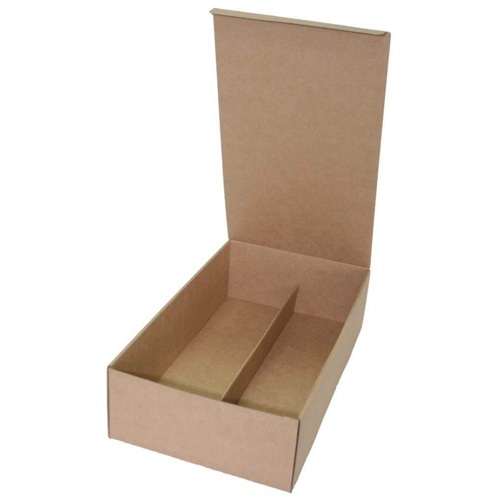 Wine Presentation Box - Standard Lay Down - 2 Bottles
