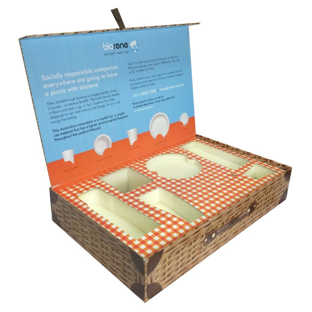 Picnic Promotional Box
