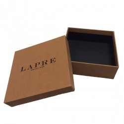 Leather Covered Presentation Cover Box