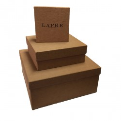 Leather Covered Promotional Boxes