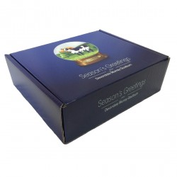 Printed Christmas Hamper Carton (DP-106)