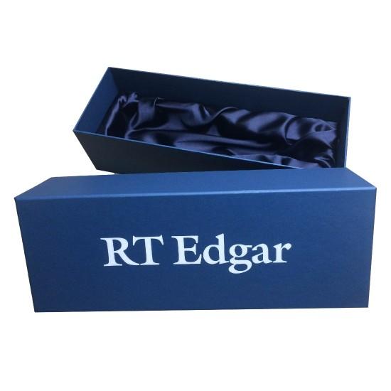Wine Silk Lined Gift Box