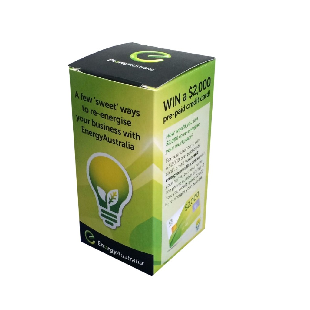 Product Retail Packaging Box