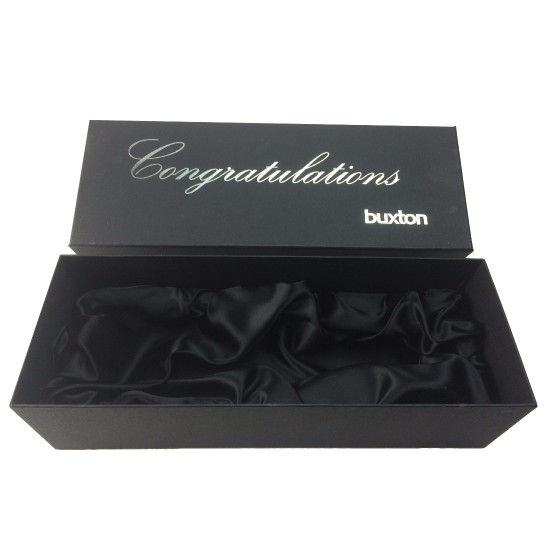 Single Bottle Wine Gift Pack Box - with insert