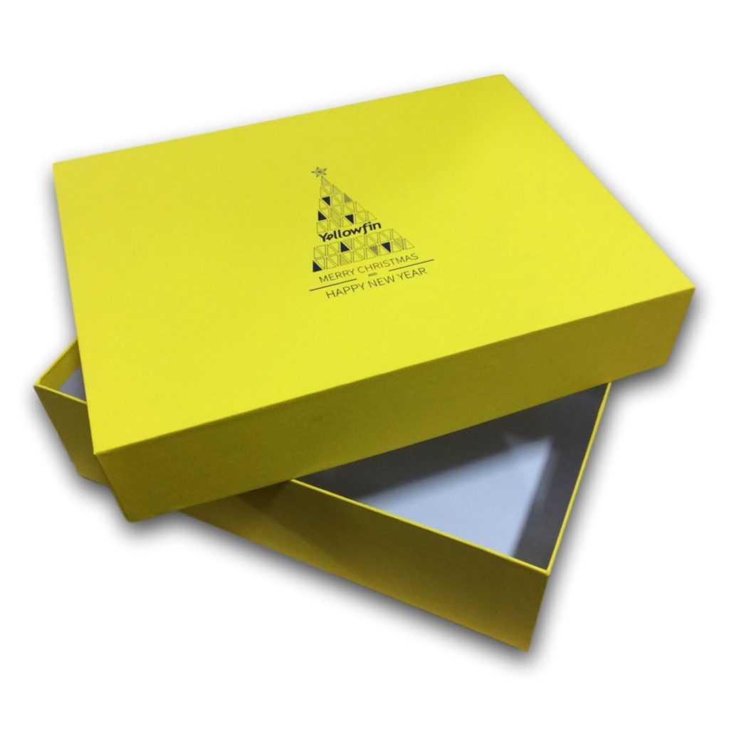 Decorative Gift Lid And Base Box Duncan Packaging