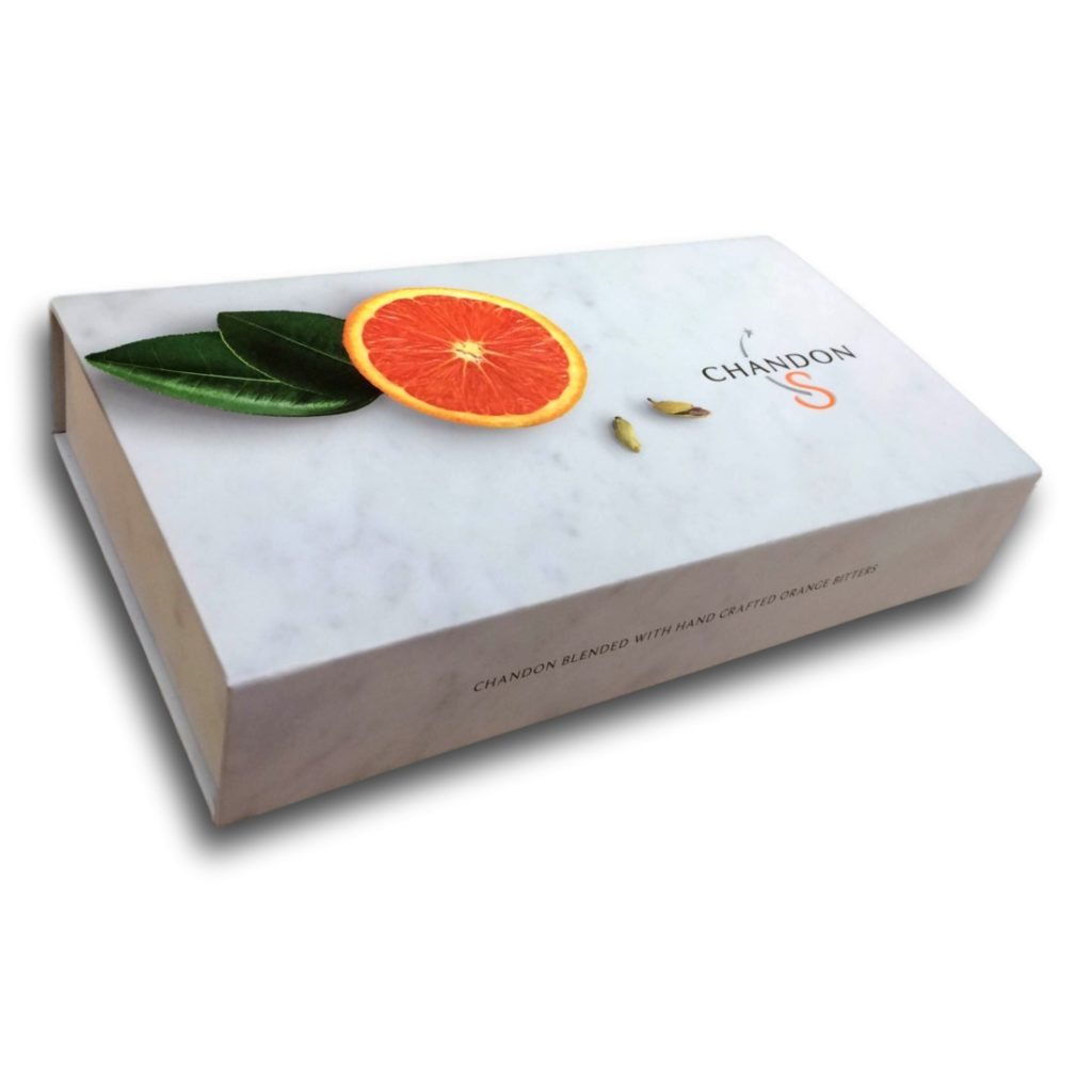 Flip Top Gift Box with Magnetic Catch