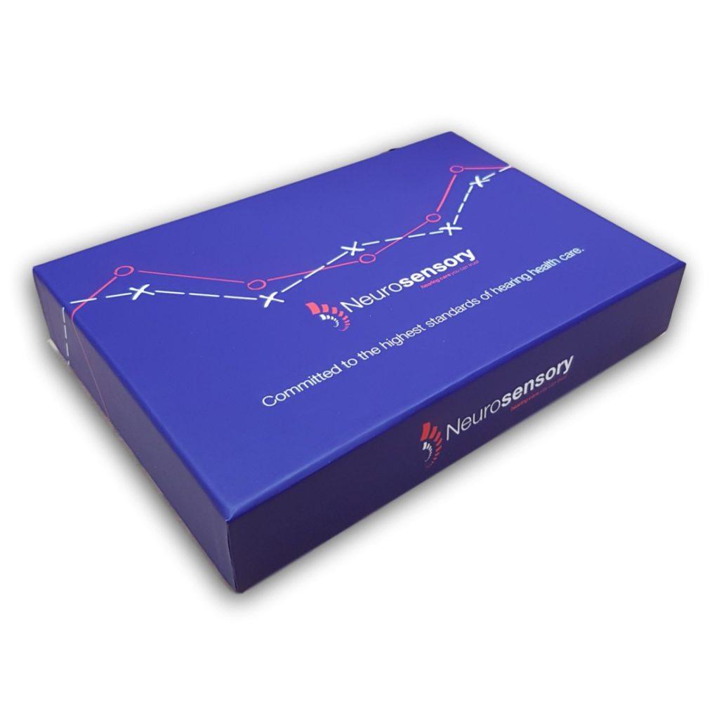Custom Marketing Box for Medical Device