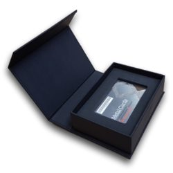 Deluxe Gift Card / Credit Card Magnetic Box