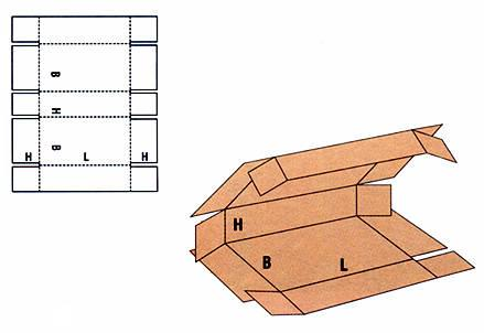 Five Panel Folder (FPF)